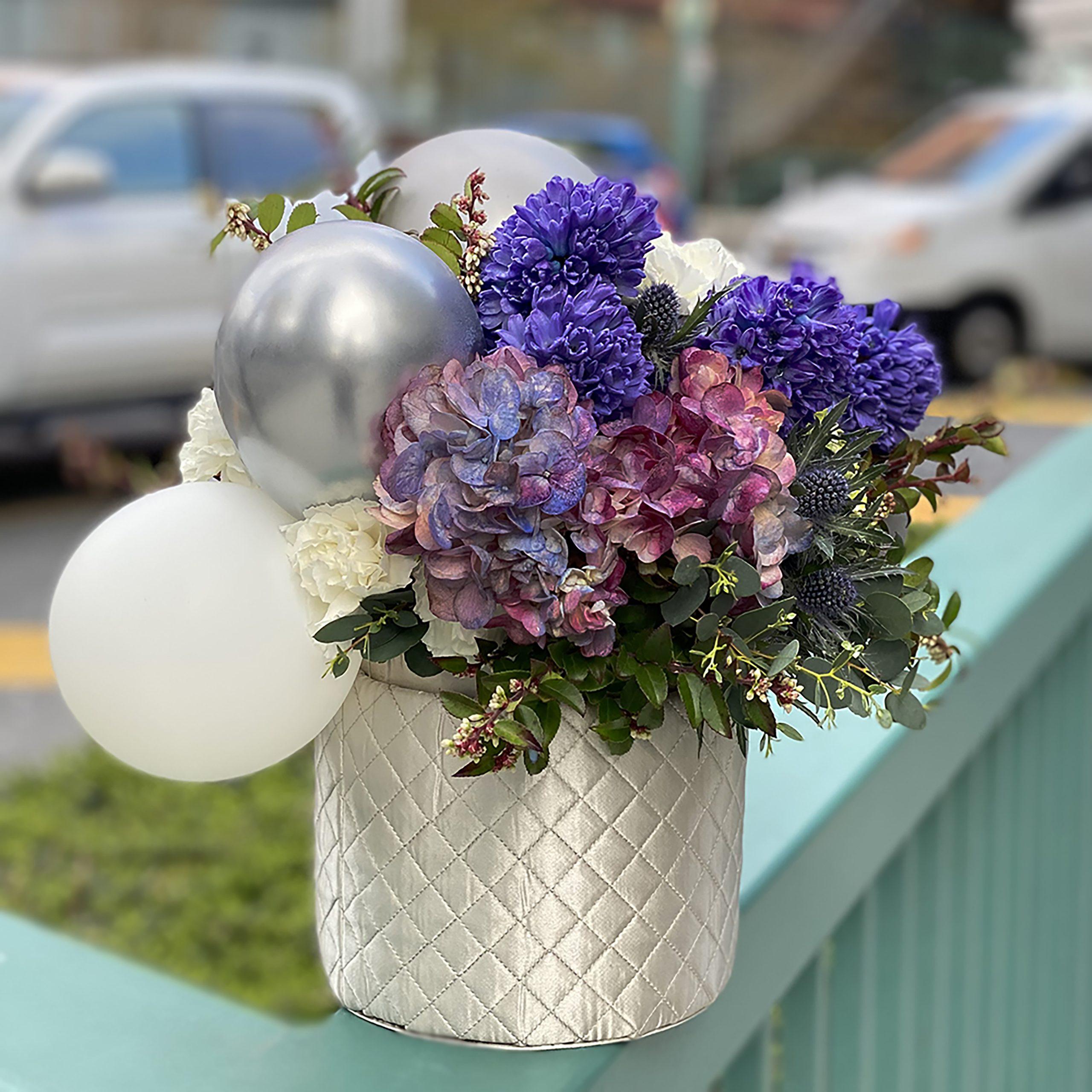 Vancouver flower shop