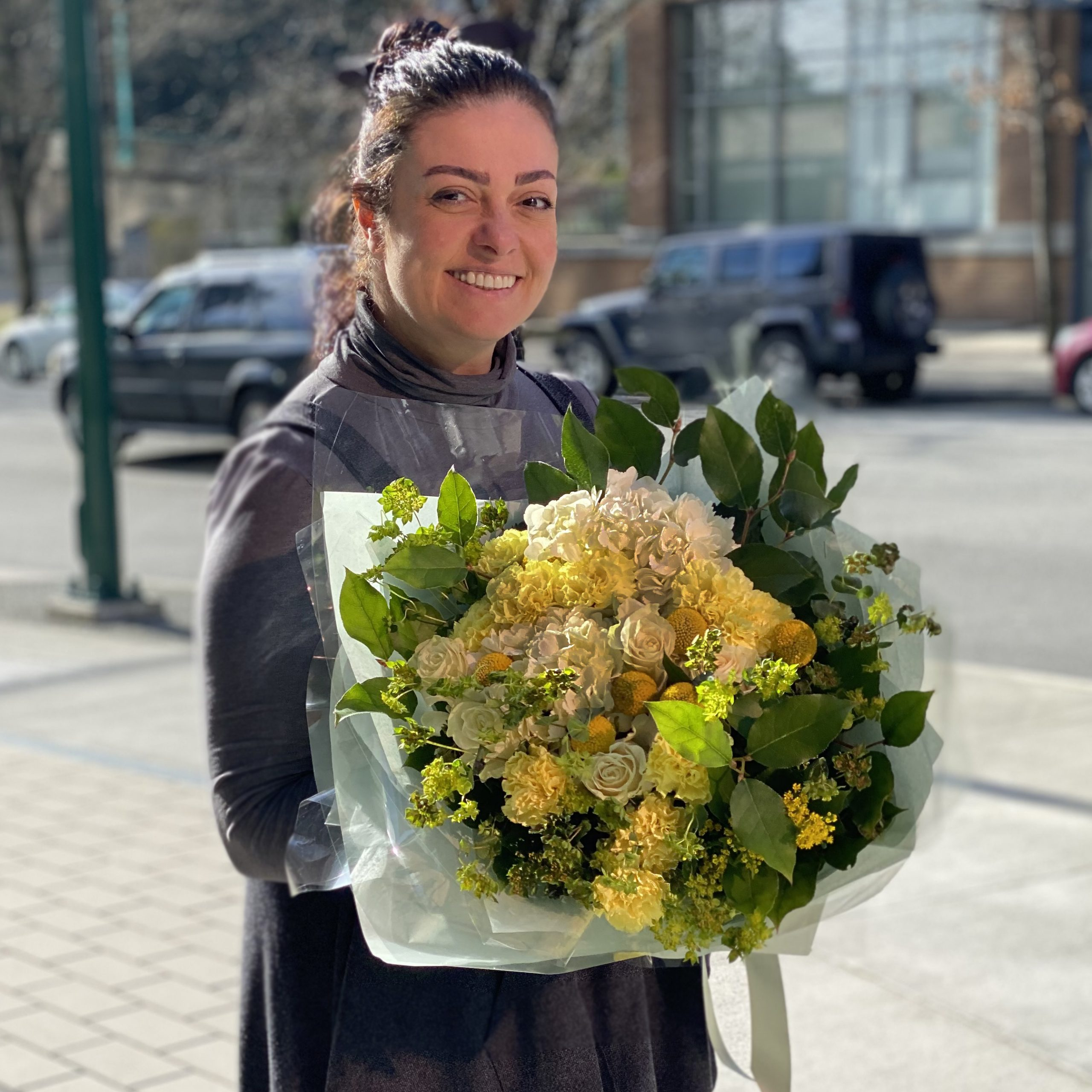 Buy flower and bouquet in Vancouver